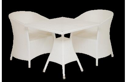 Verona комплект на 2 персоны из искусственного ротанга