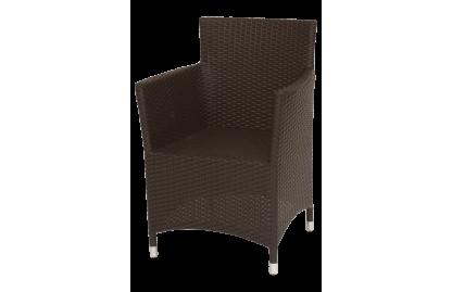 Asgard кресло из искусственного ротанга