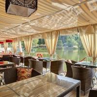 Москва, ресторан «Пристань»