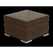 Grand 2 стол/пуф из искусственного ротанга