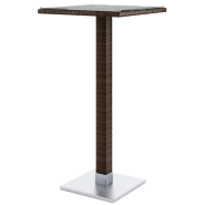 Nant стол барный из искусственного ротанга