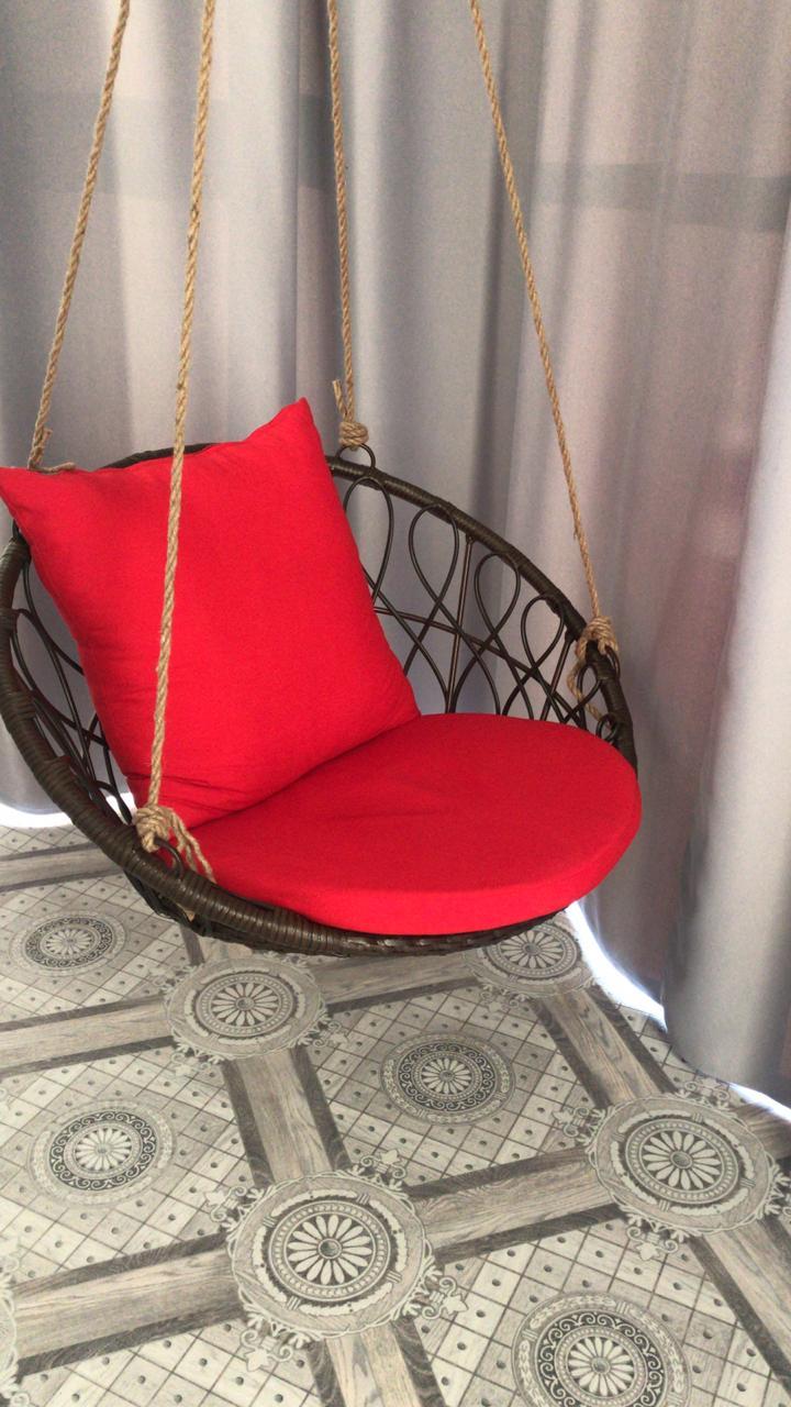 Самое компактное и недорогое подвесное кресло Siesta2